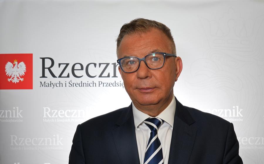 Adam Abramowicz Rezcznk Małych iŚrednich Przedsiębiorców
